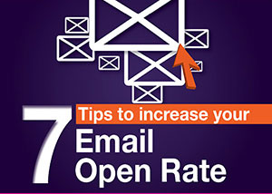 7 Tips to Increase your Email Open Rate