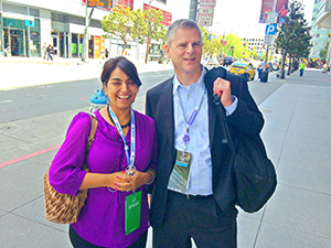 Madhu-with-Marketo-CEO-Phil